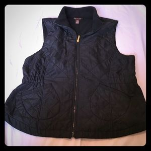 Bit & Bridle quilted vest